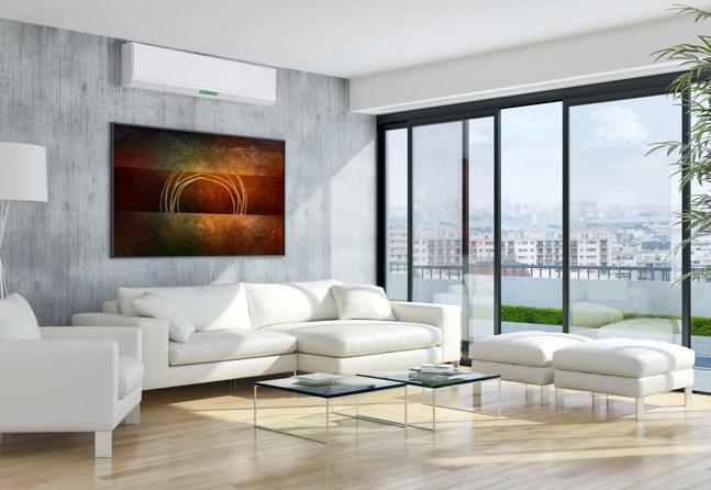 Appartamento a Milano con monosplit