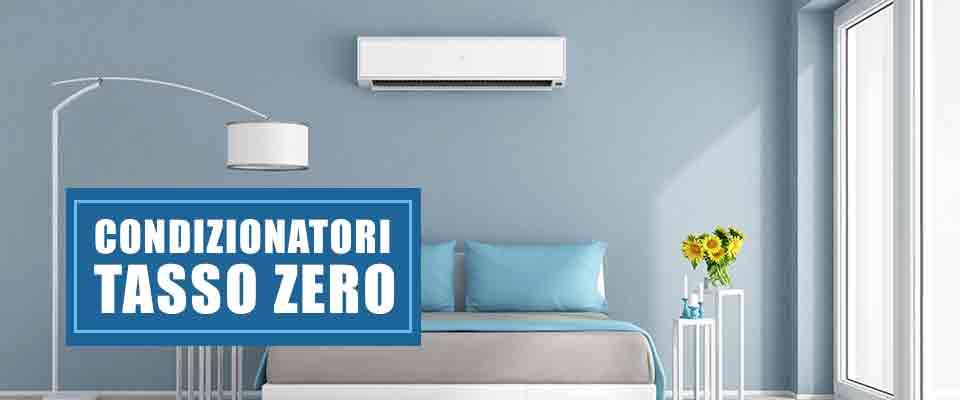 Condizionatori con finanziamento a tasso zero a Milano