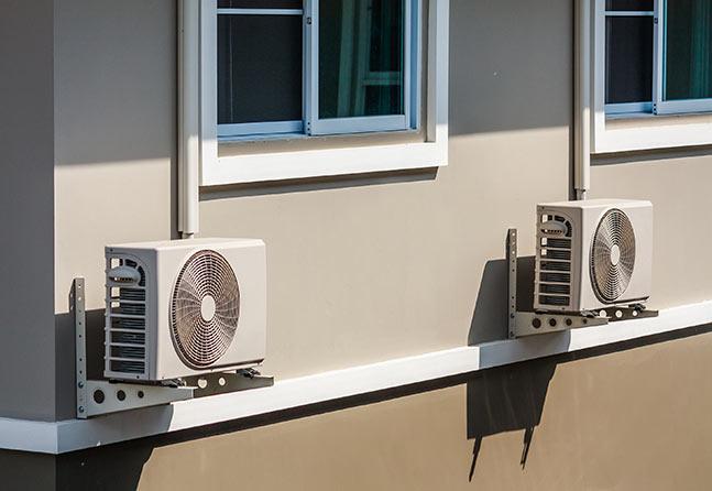 Condizionatore con pompa di calore